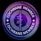 Cochrane Deutschland Mitglieder Plakete für Naturmed-Redakteur Frank Aschoff